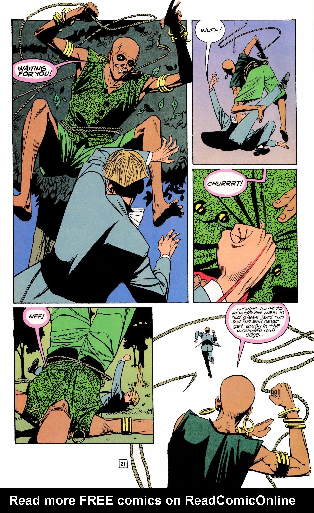 Read online Sebastian O comic -  Issue #3 - 26