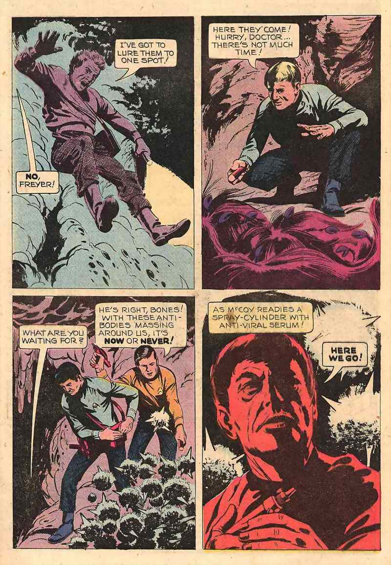 Star Trek (1967) #58 #58 - English 21