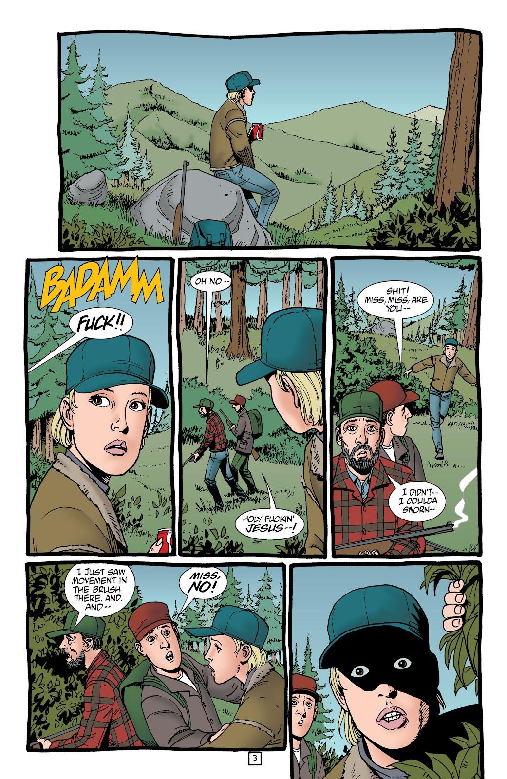 Preacher Issue #52 #61 - English 4