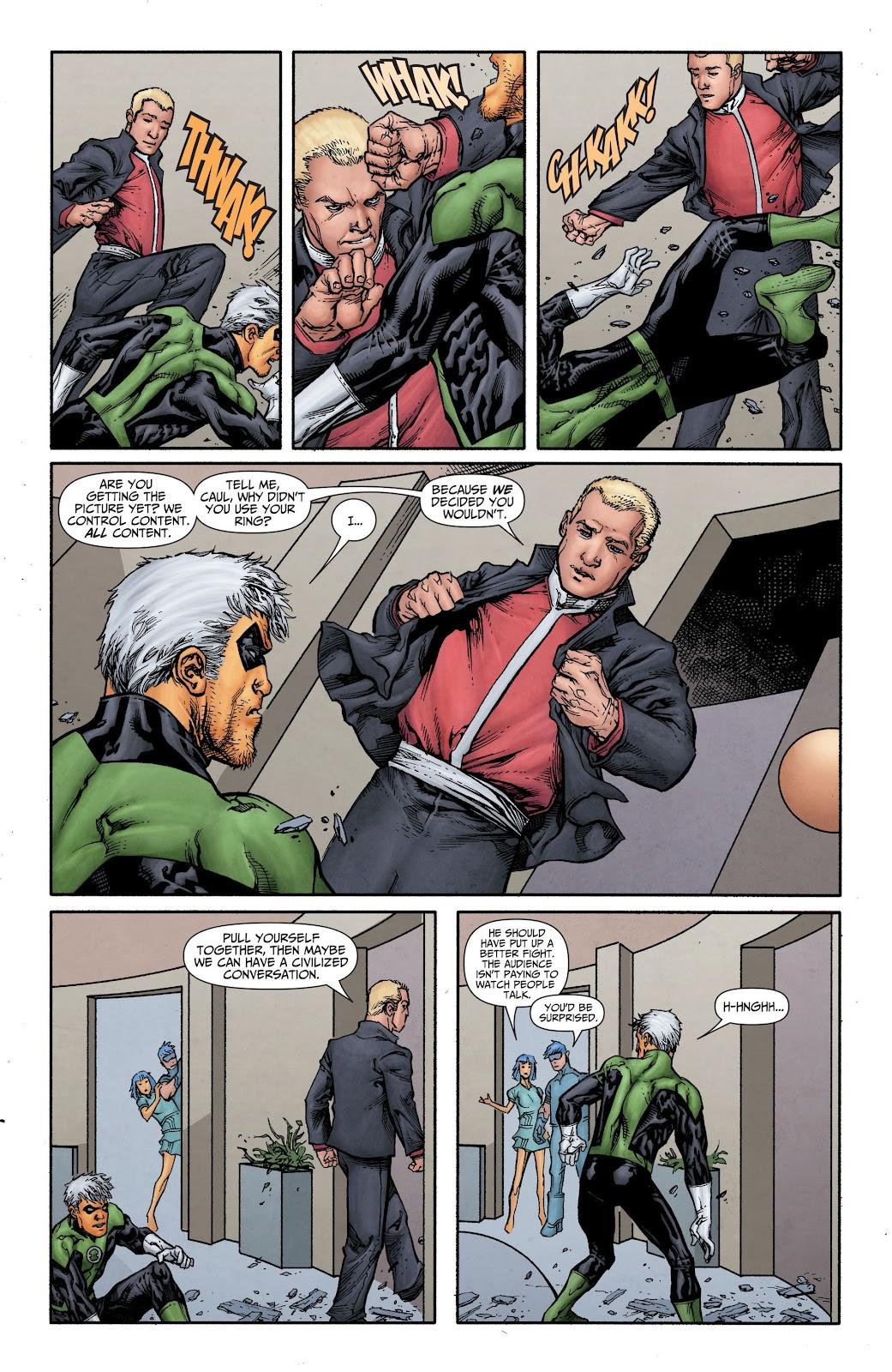 Threshold (2013) Issue #8 #8 - English 14