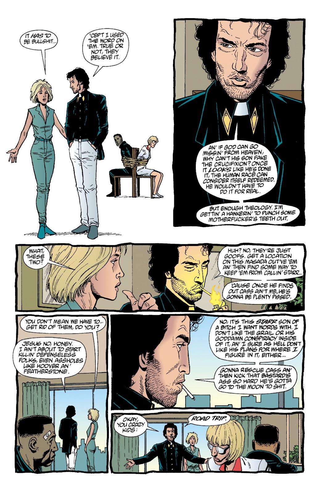 Preacher Issue #17 #26 - English 8