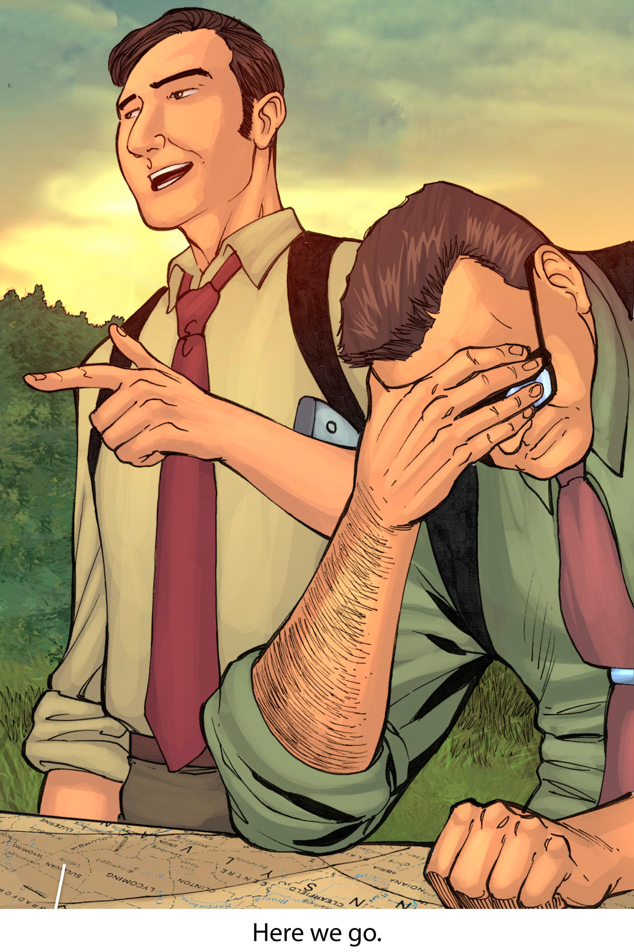 Read online Z-Men comic -  Issue #1 - 144