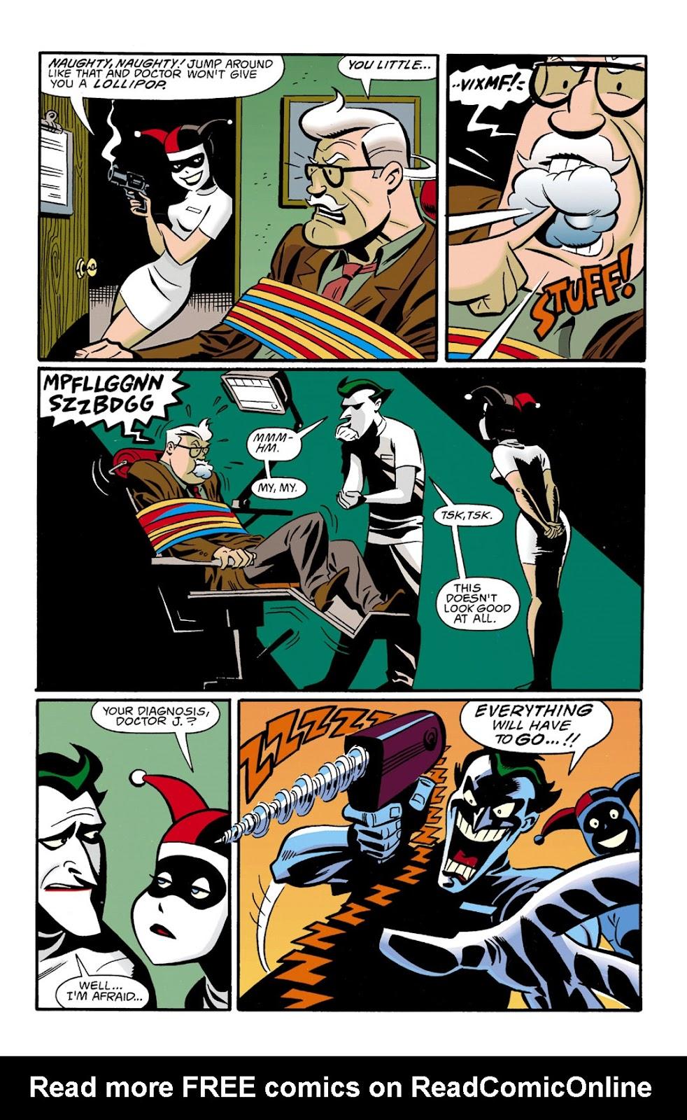The Batman Adventures: Mad Love Full #1 - English 5
