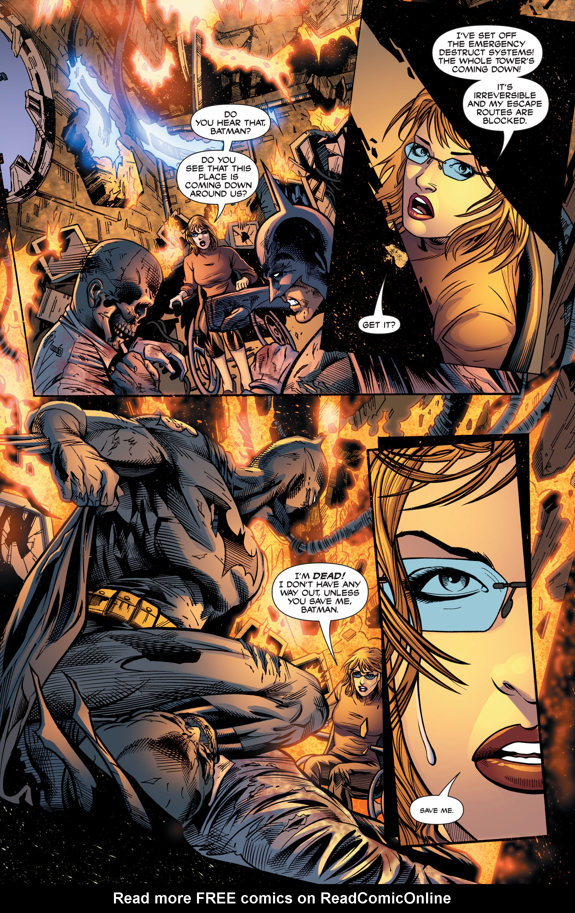 Read online Batman: War Games comic -  Issue #8 - 19