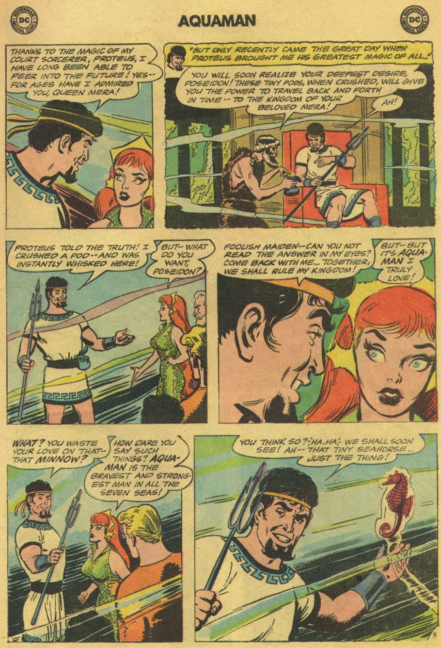 Aquaman (1962) Issue #17 #17 - English 5