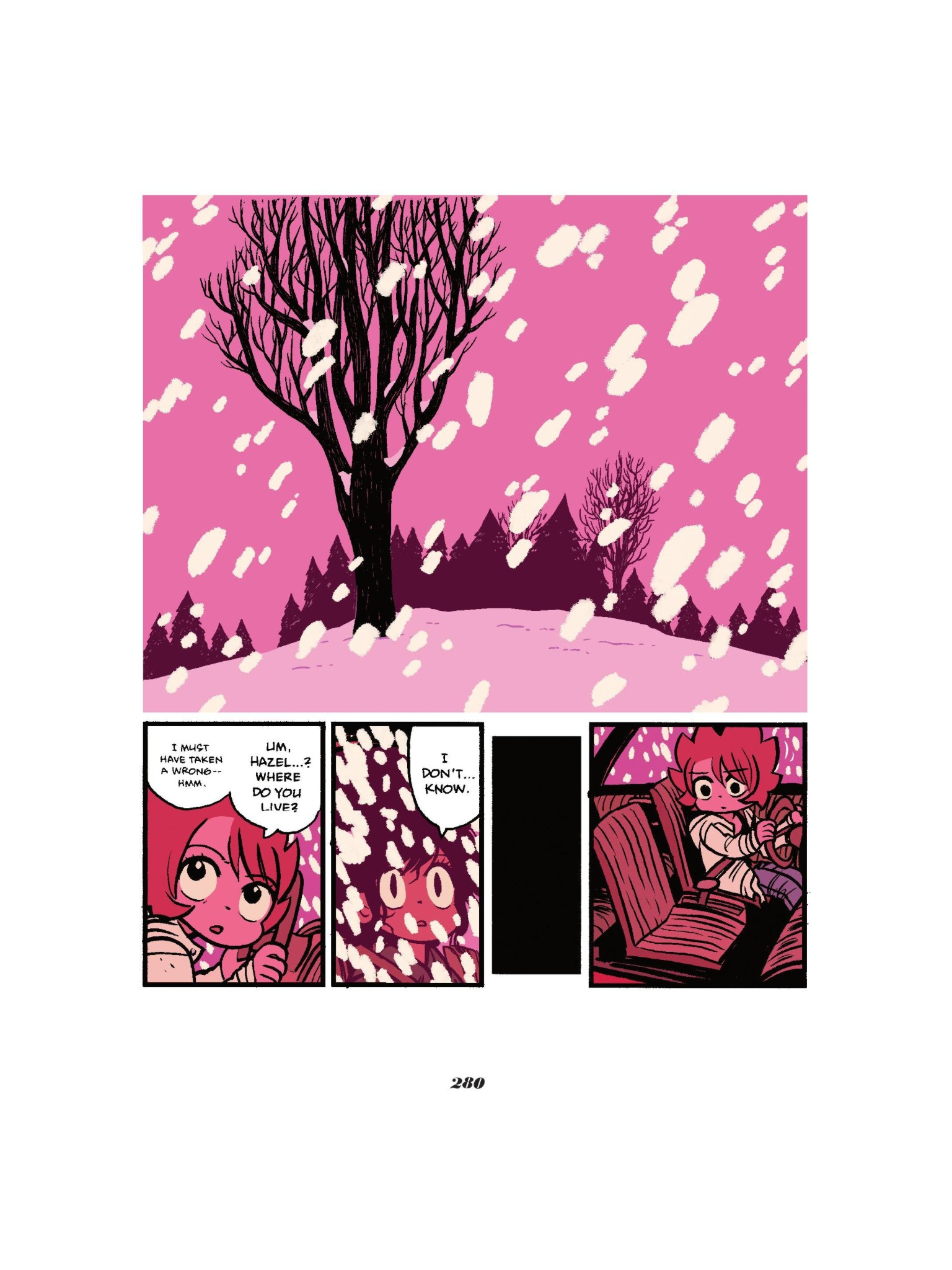 Read online Seconds comic -  Issue # Full - 280