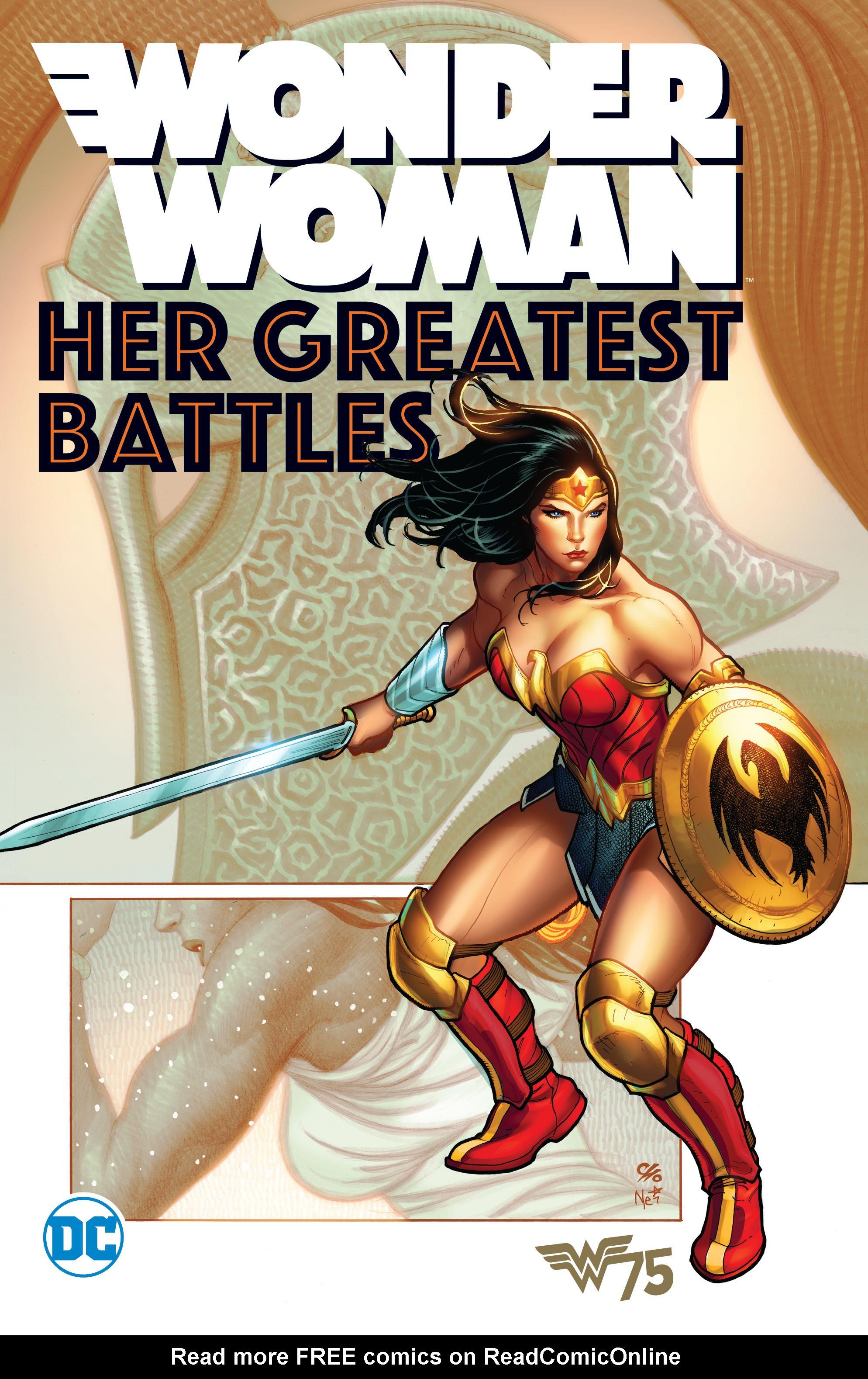 Wonder Woman: Her Greatest Battles 1 Page 1