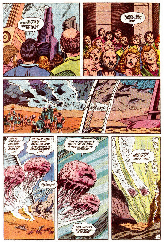 Aquaman (1989) Issue #5 #5 - English 17