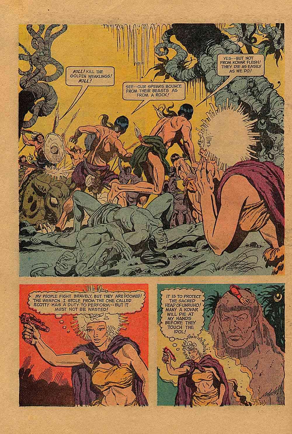 Star Trek (1967) Issue #17 #17 - English 17