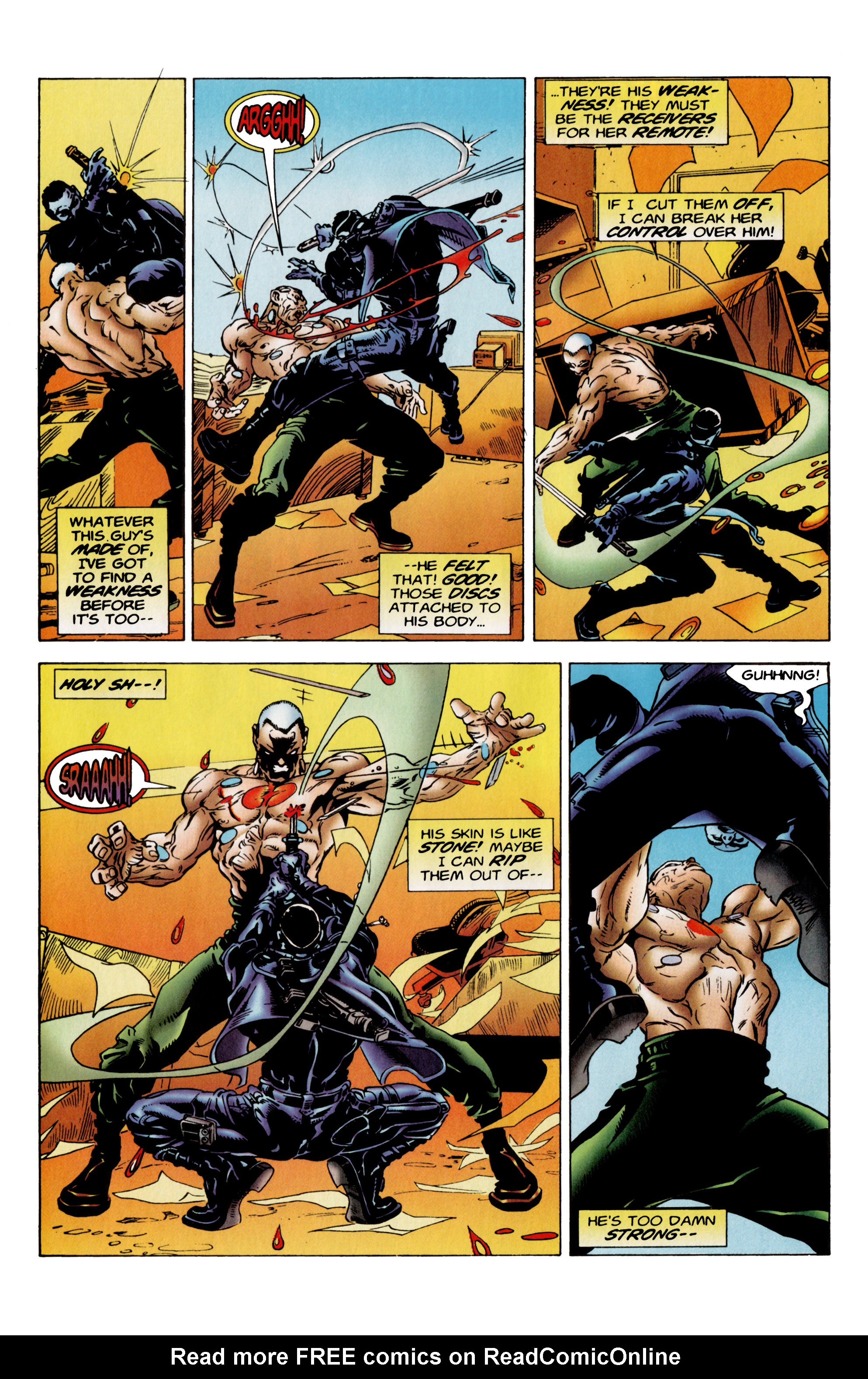 Read online Bloodshot (1993) comic -  Issue #47 - 19