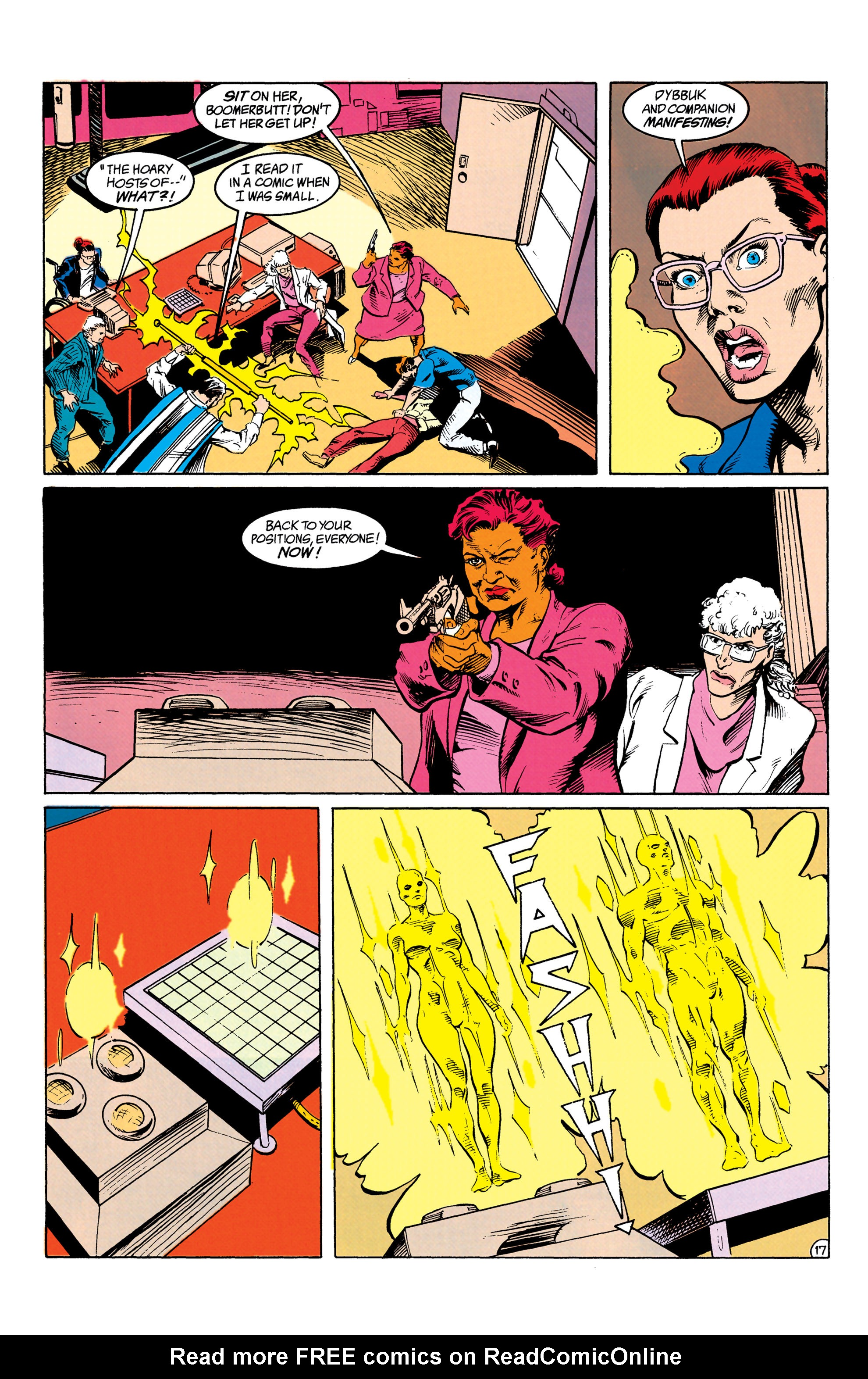 Read online Suicide Squad (1987) comic -  Issue #63 - 18