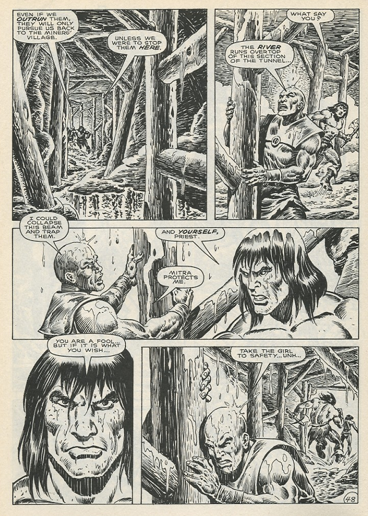 The Savage Sword Of Conan Issue #141 #142 - English 54