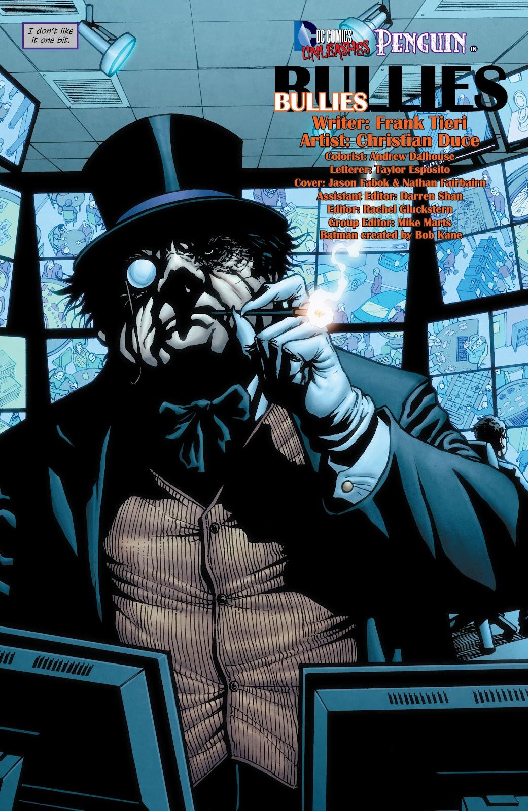 Batman (2011) Issue #23.3 #41 - English 3