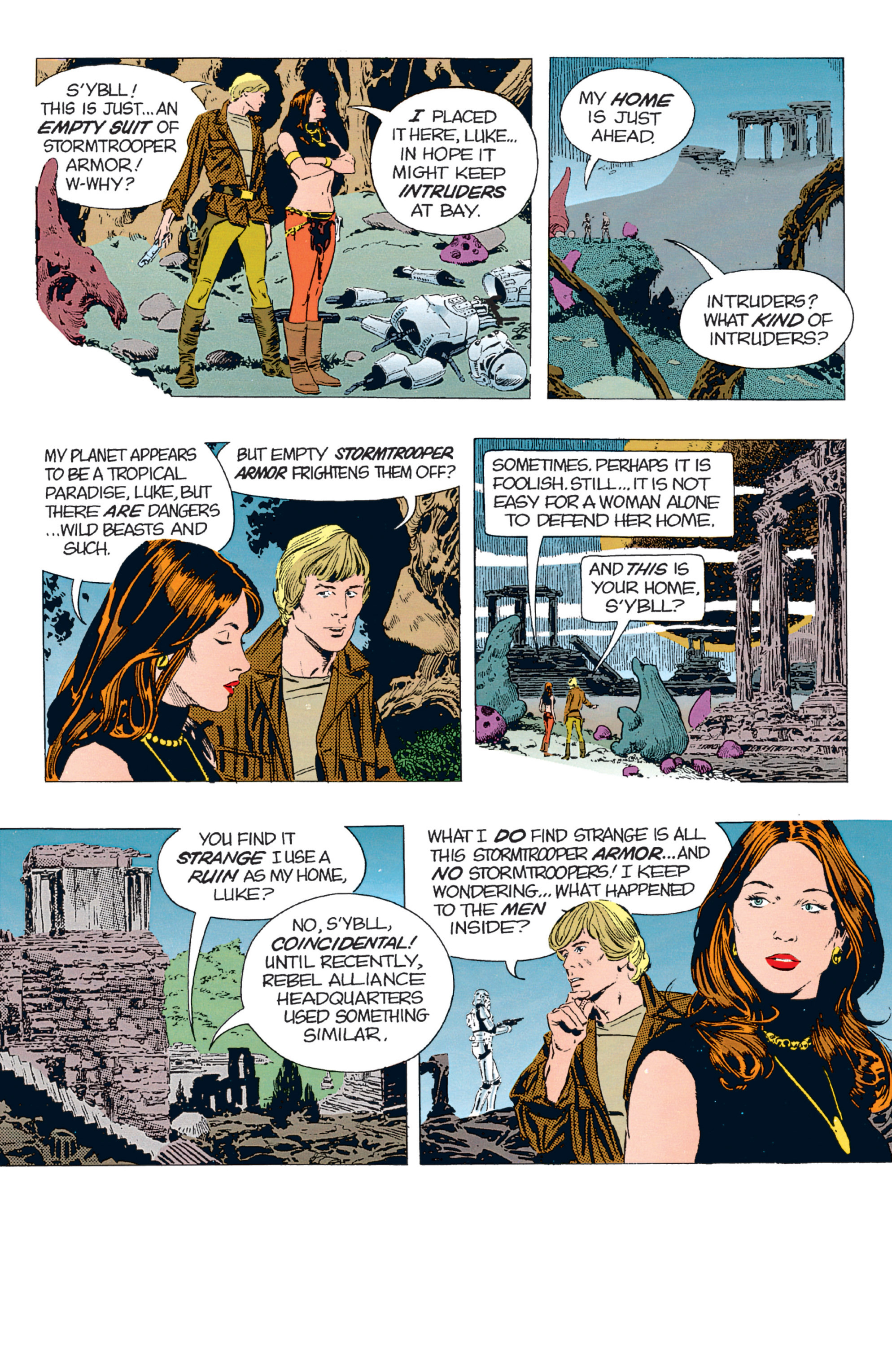 Classic Star Wars #17 #17 - English 25