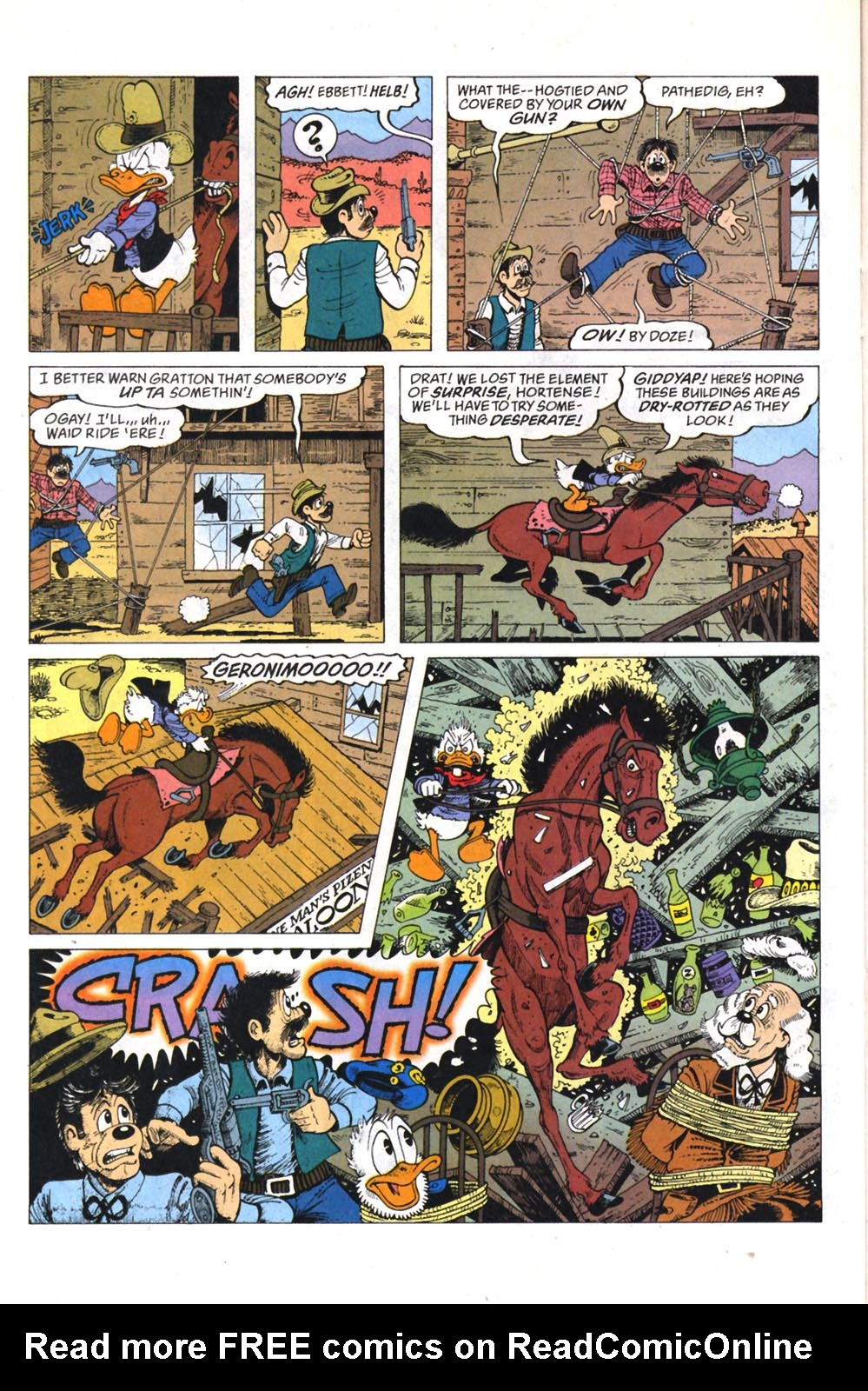 Uncle Scrooge (1953) Issue #306 #306 - English 22