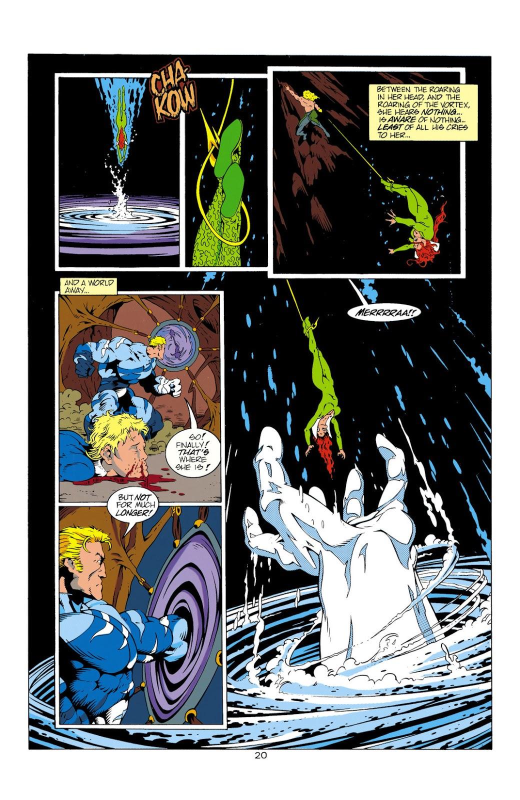 Aquaman (1994) Issue #12 #18 - English 21