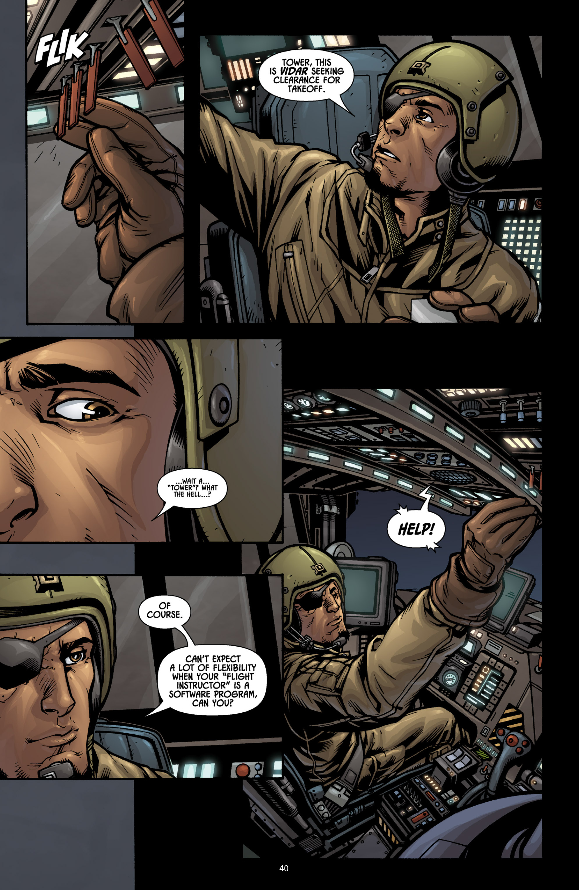 Aliens (2009) TPB Page 36