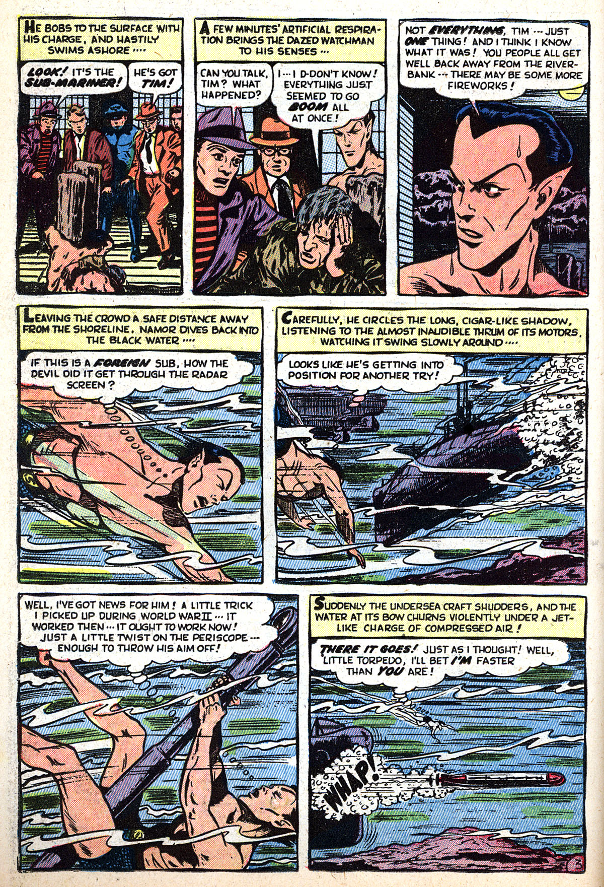 Sub-Mariner Comics #33 #33 - English 14