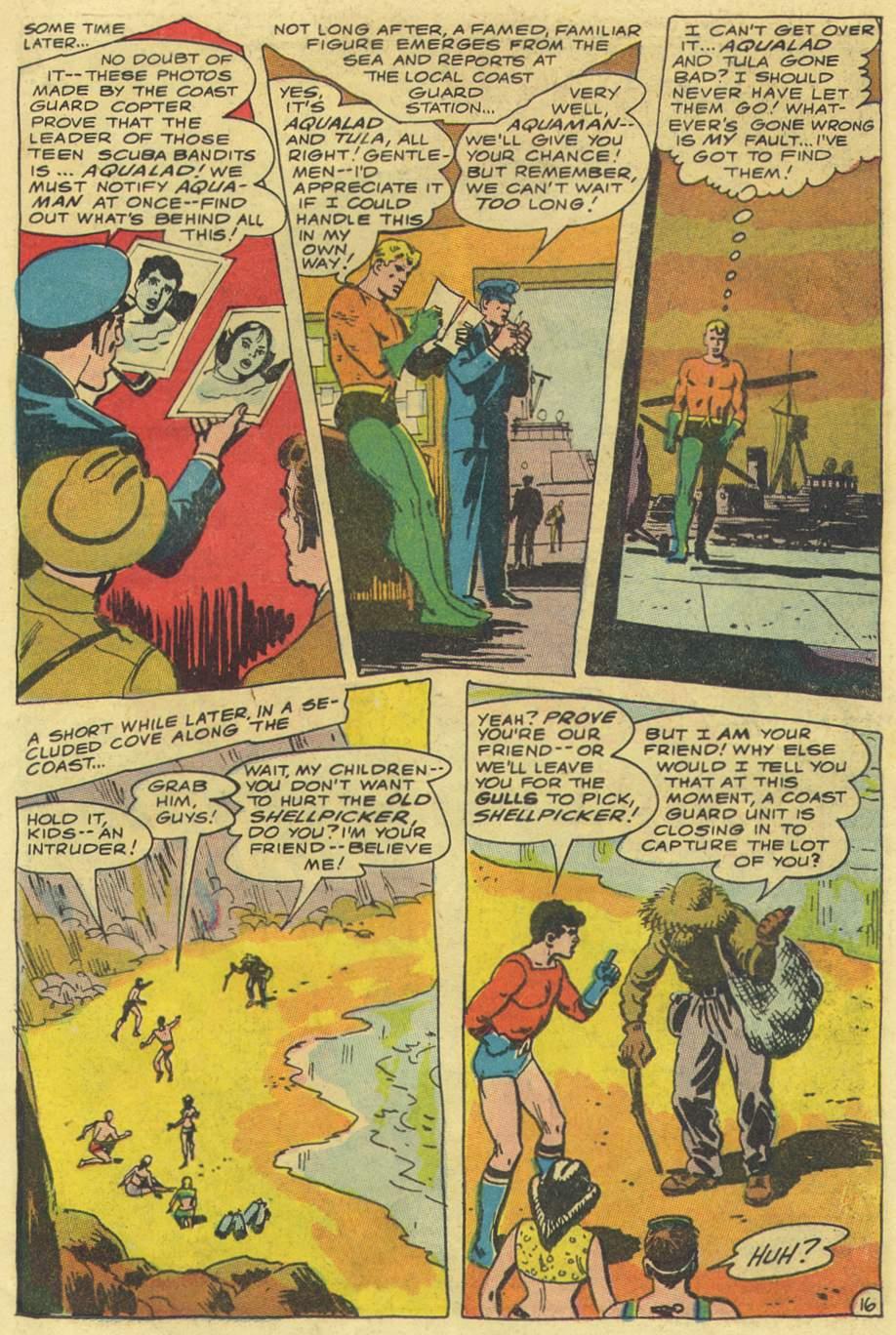 Aquaman (1962) Issue #33 #33 - English 21
