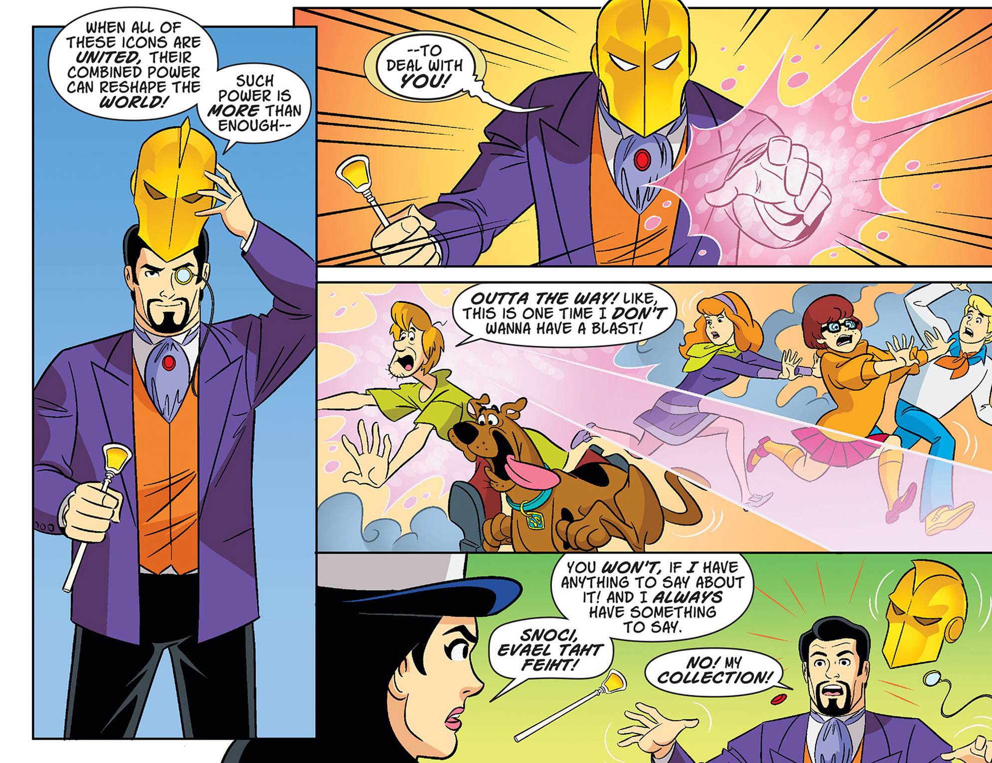 Read online Scooby-Doo! Team-Up comic -  Issue #38 - 19