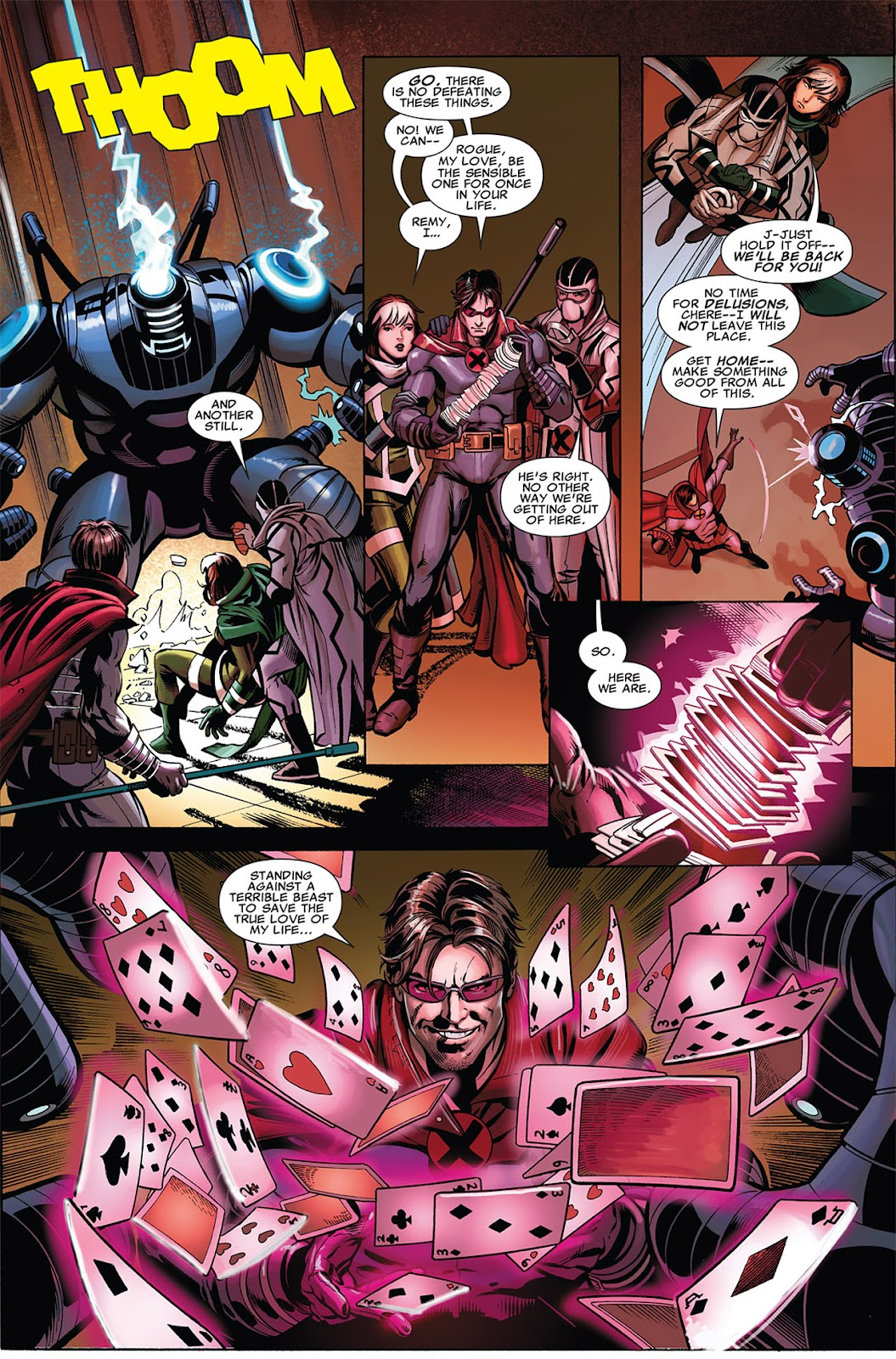 Uncanny X-Force (2010) Issue #13 #14 - English 7