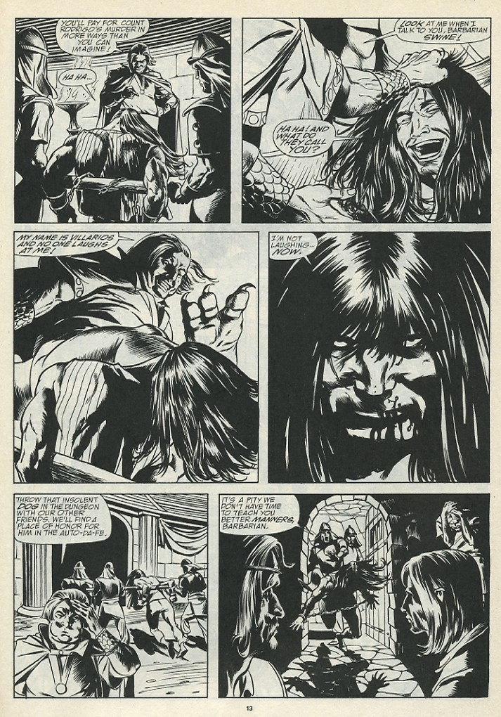 The Savage Sword Of Conan Issue #185 #186 - English 15