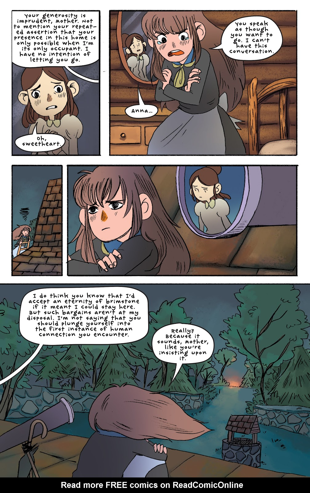 Over the Garden Wall (2016) Issue #4 #4 - English 20