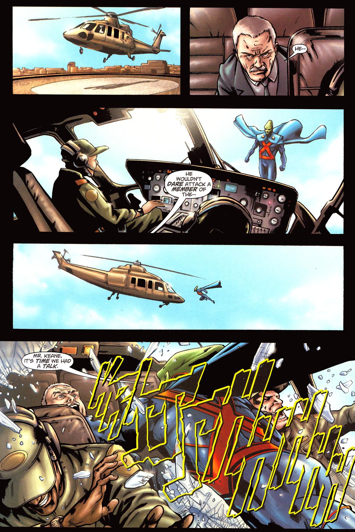 Read online Martian Manhunter (2006) comic -  Issue #6 - 15