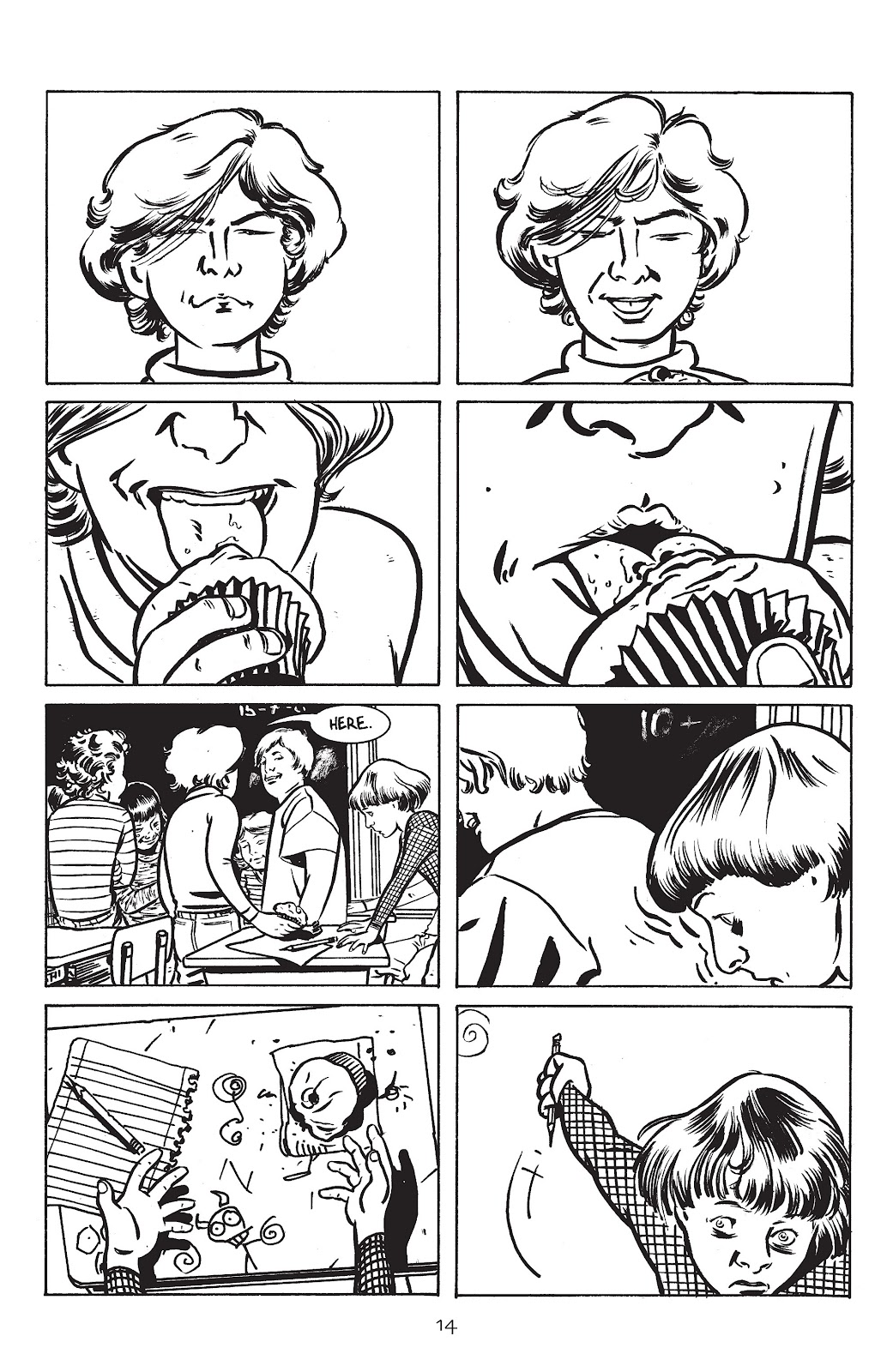 Stray Bullets Issue #2 #2 - English 16