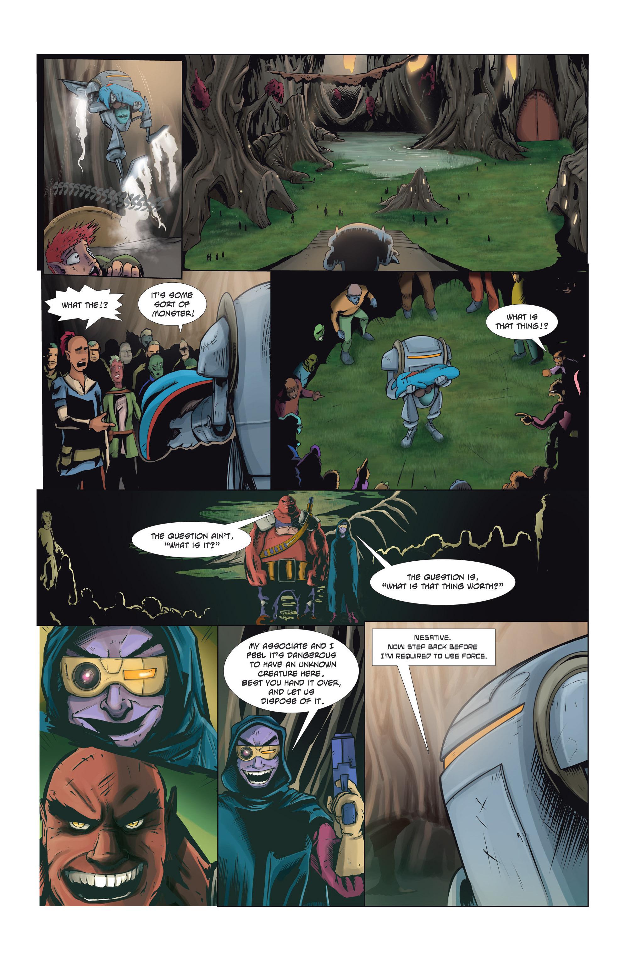 The Adventures of Miru chap 1 pic 12