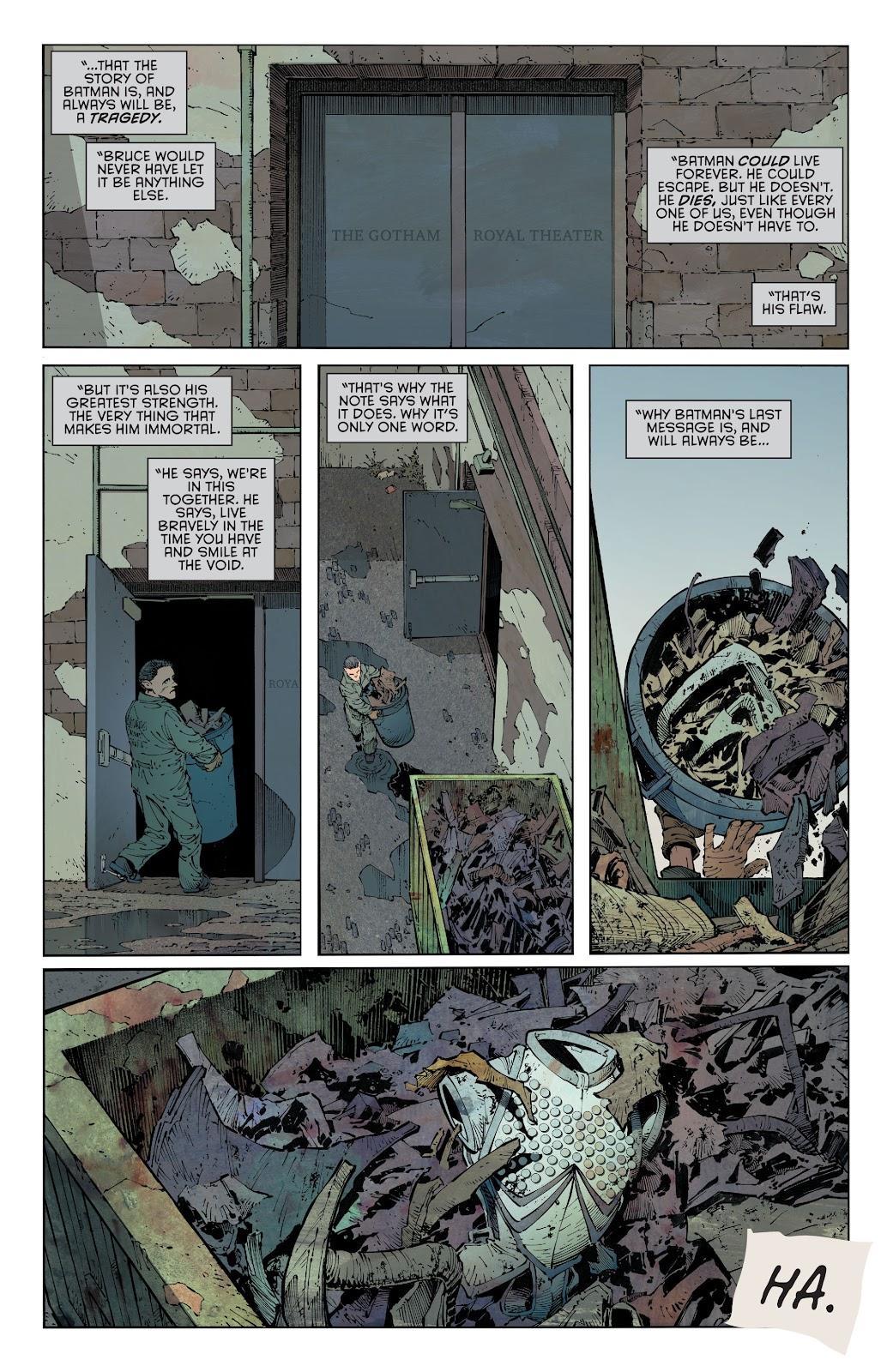 Batman (2011) Issue #40 #59 - English 29
