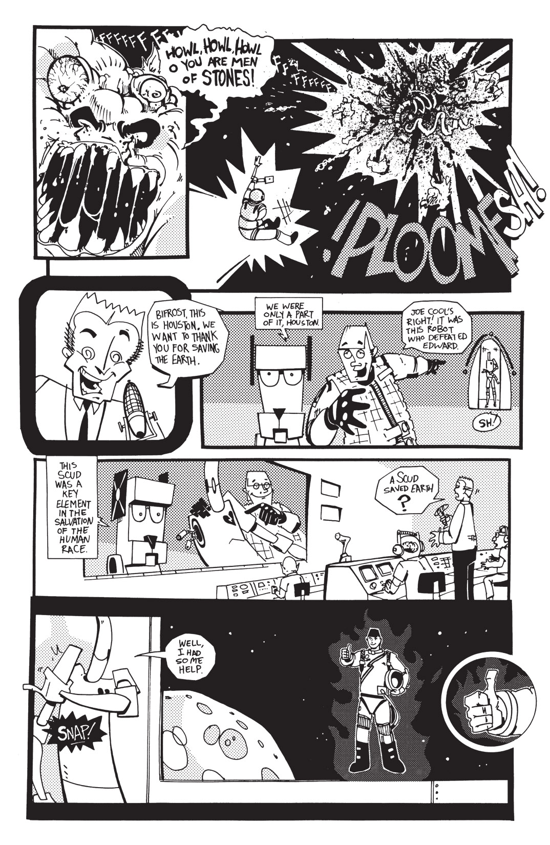 Read online Scud: The Disposable Assassin: The Whole Shebang comic -  Issue # TPB (Part 2) - 99