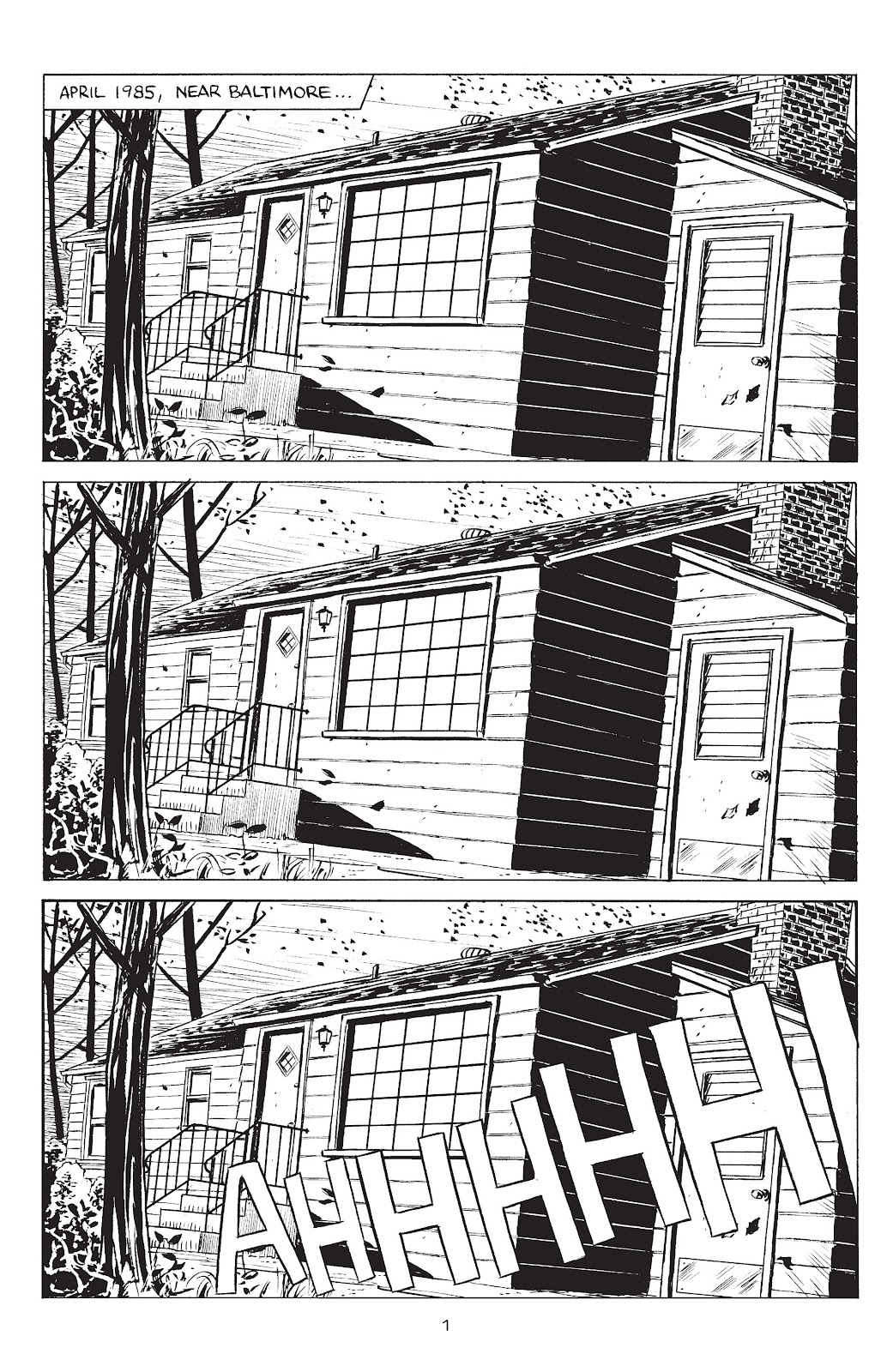 Stray Bullets Issue #40 #40 - English 3