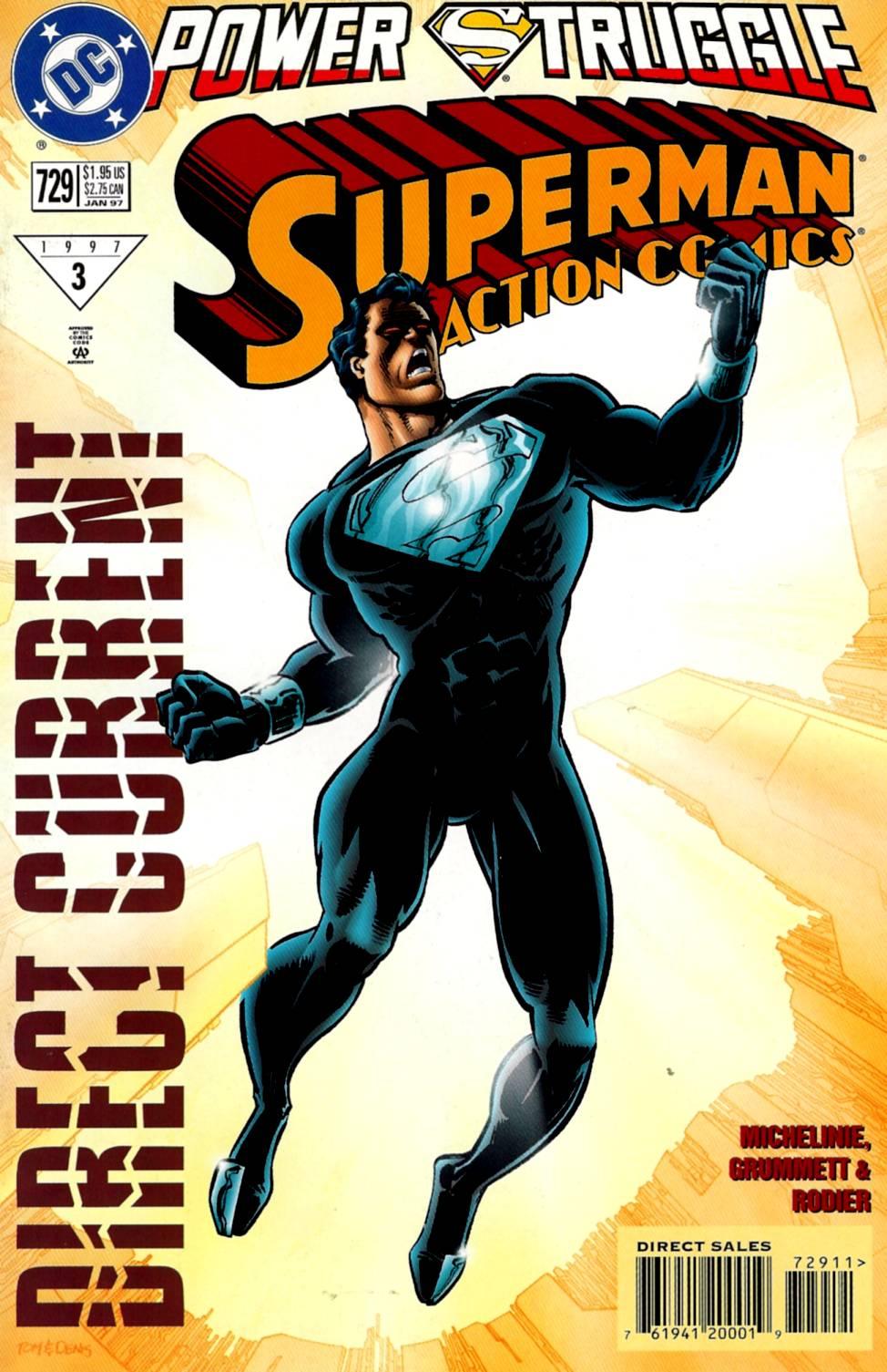 Action Comics (1938) 729 Page 1