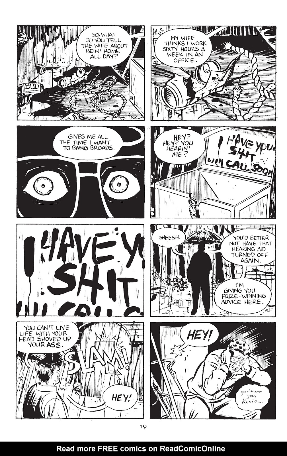 Stray Bullets Issue #40 #40 - English 21