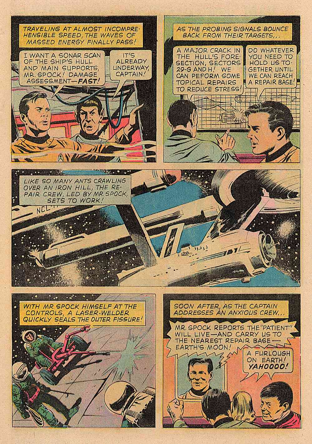 Star Trek (1967) Issue #40 #40 - English 5