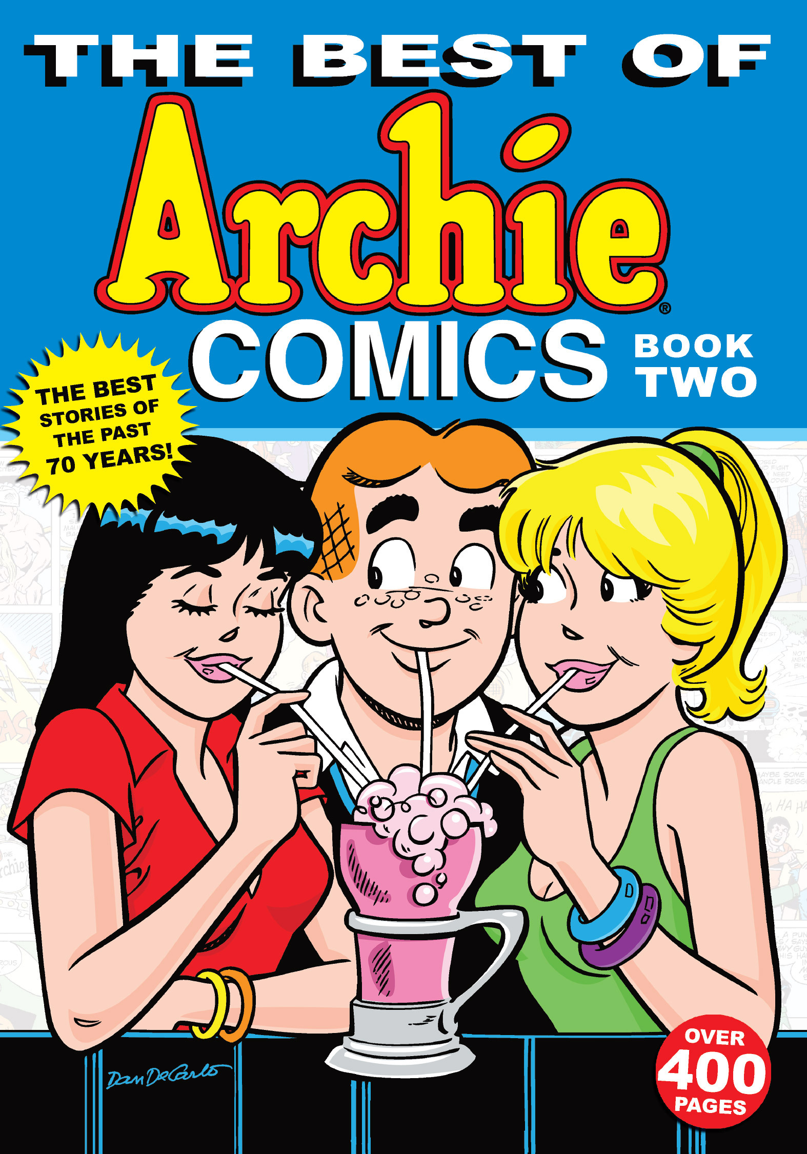 Read online The Best of Archie Comics comic -  Issue # TPB 2 (Part 1) - 1