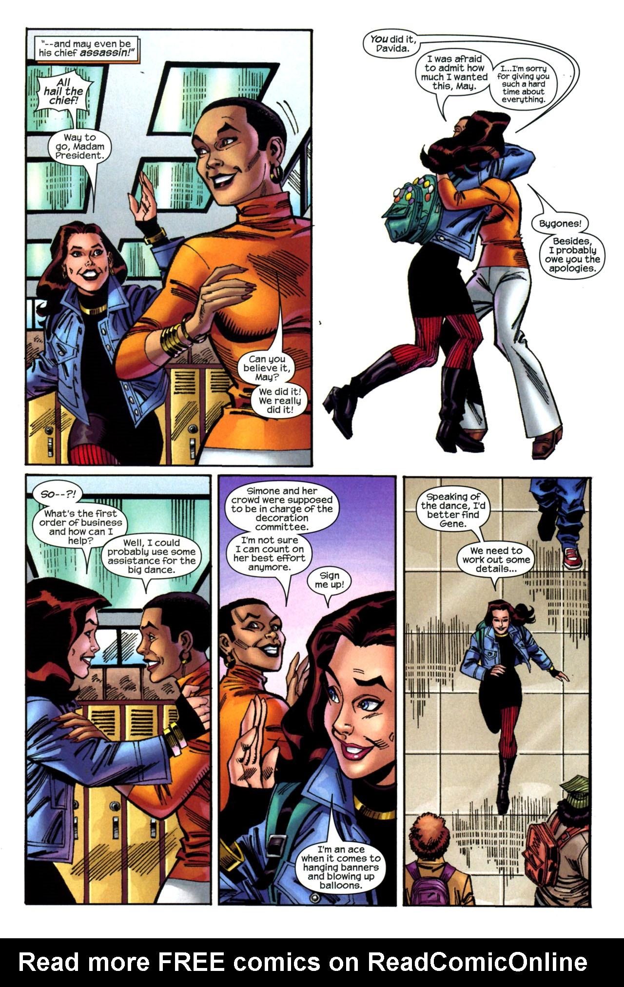 Amazing Spider-Girl #13 #18 - English 20