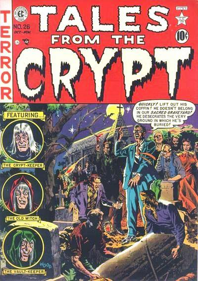 Tales From The Crypt (1950) 26 Page 1