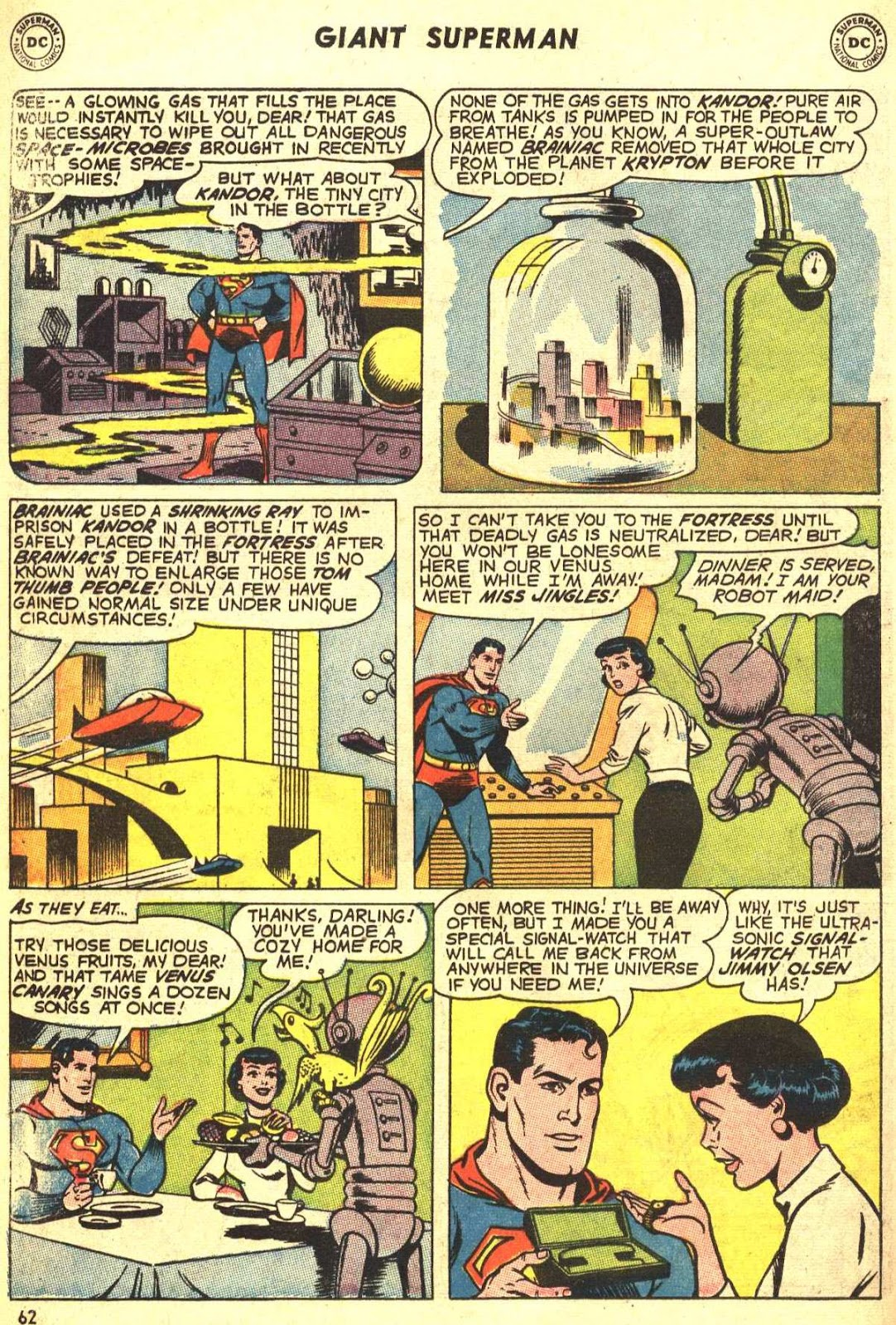 Comic Superman (1939) issue 221 on