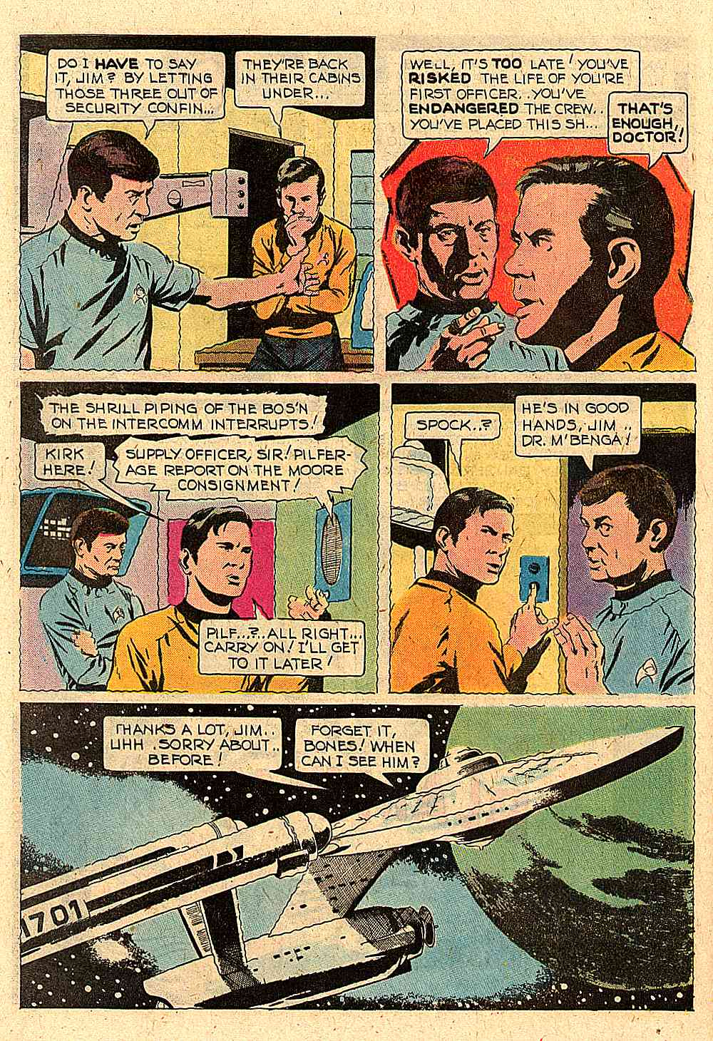 Star Trek (1967) #48 #48 - English 20