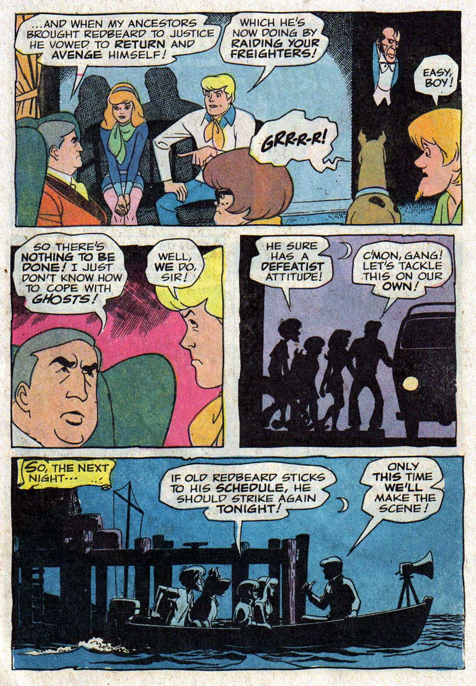 Read online Scooby-Doo... Mystery Comics comic -  Issue #26 - 7