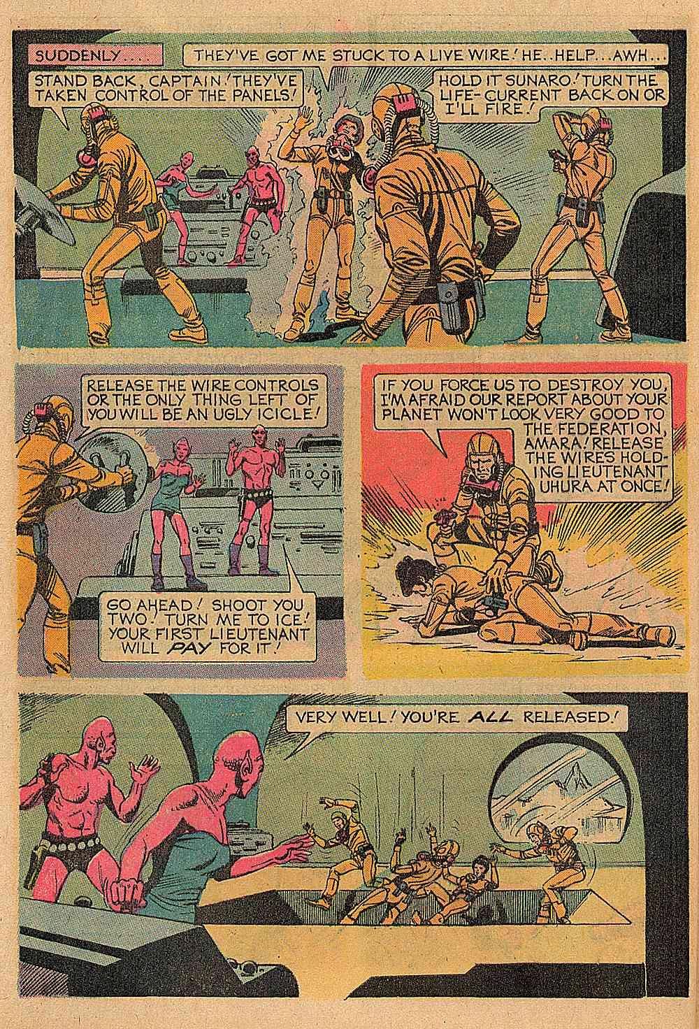 Star Trek (1967) Issue #27 #27 - English 22