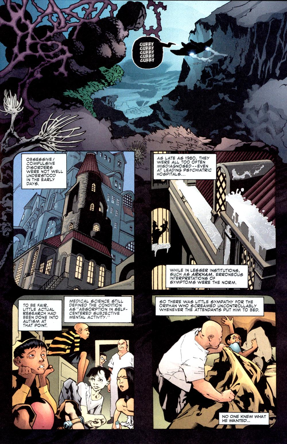 Aquaman (2003) Issue #8 #8 - English 2