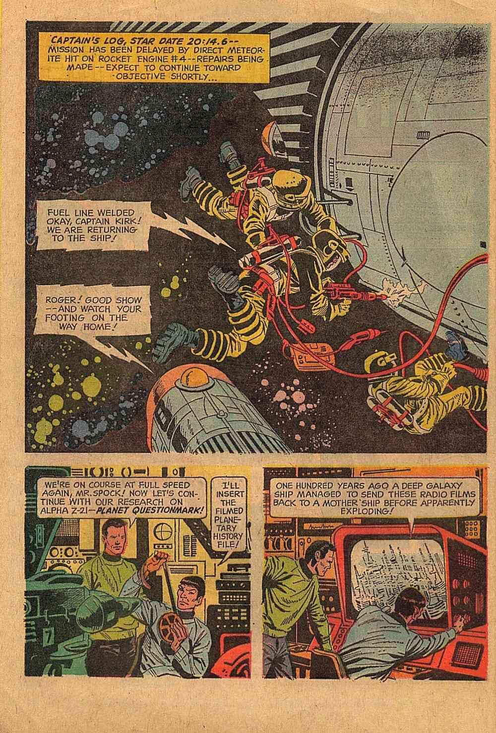 Star Trek (1967) Issue #3 #3 - English 3
