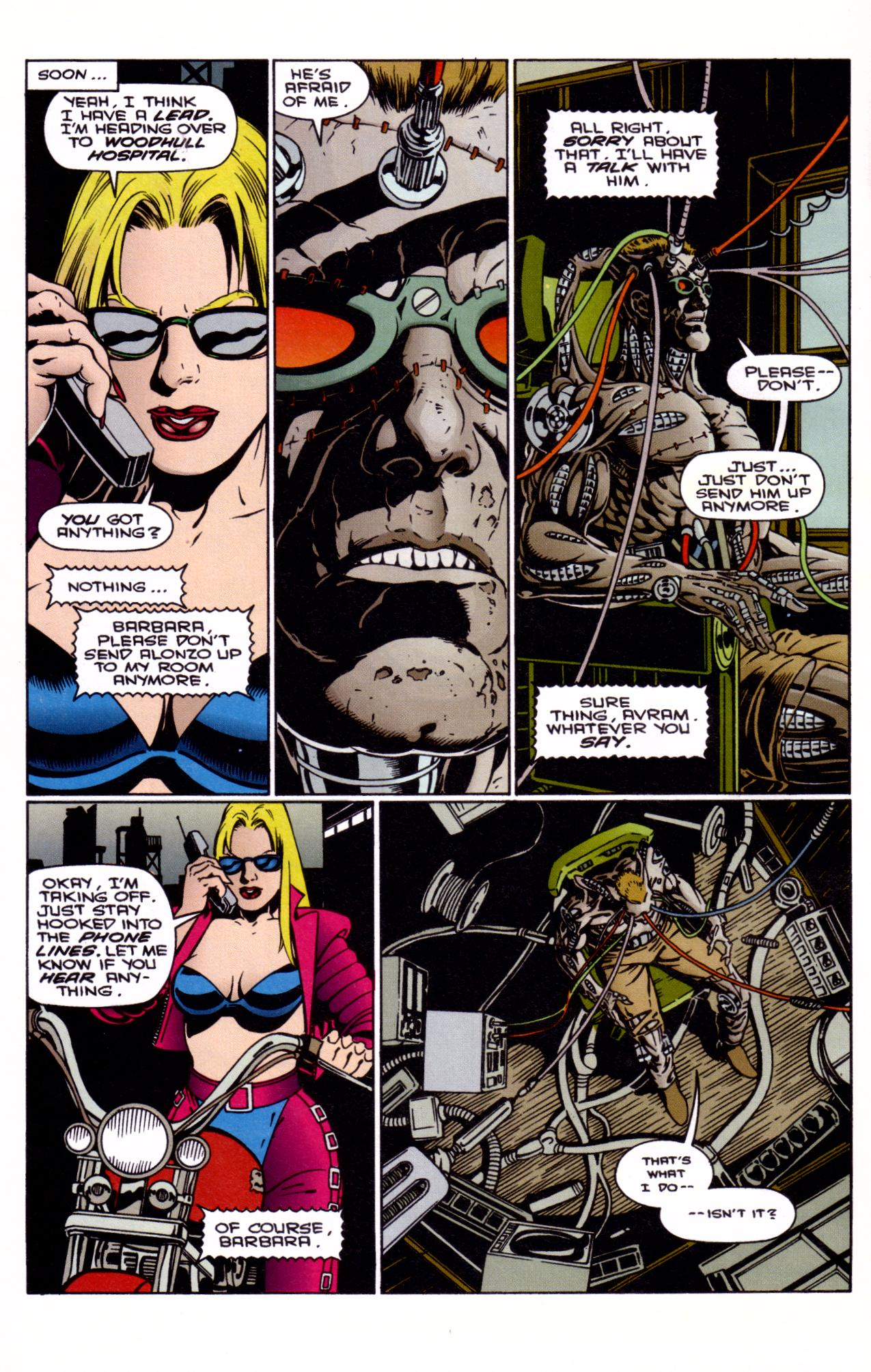 Barb Wire (1994) 2 Page 16