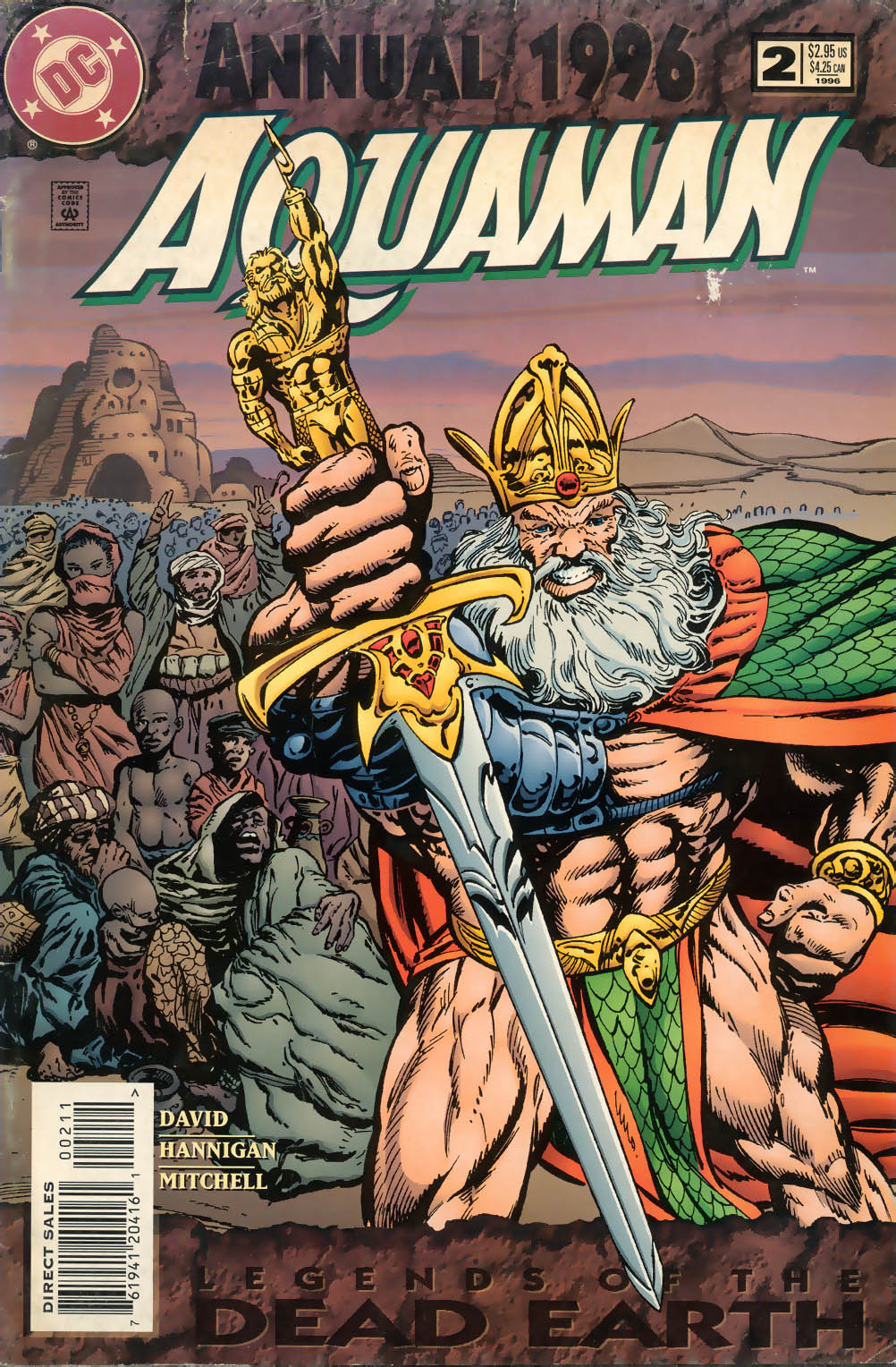 Aquaman (1994) _Annual 2 #2 - English 1