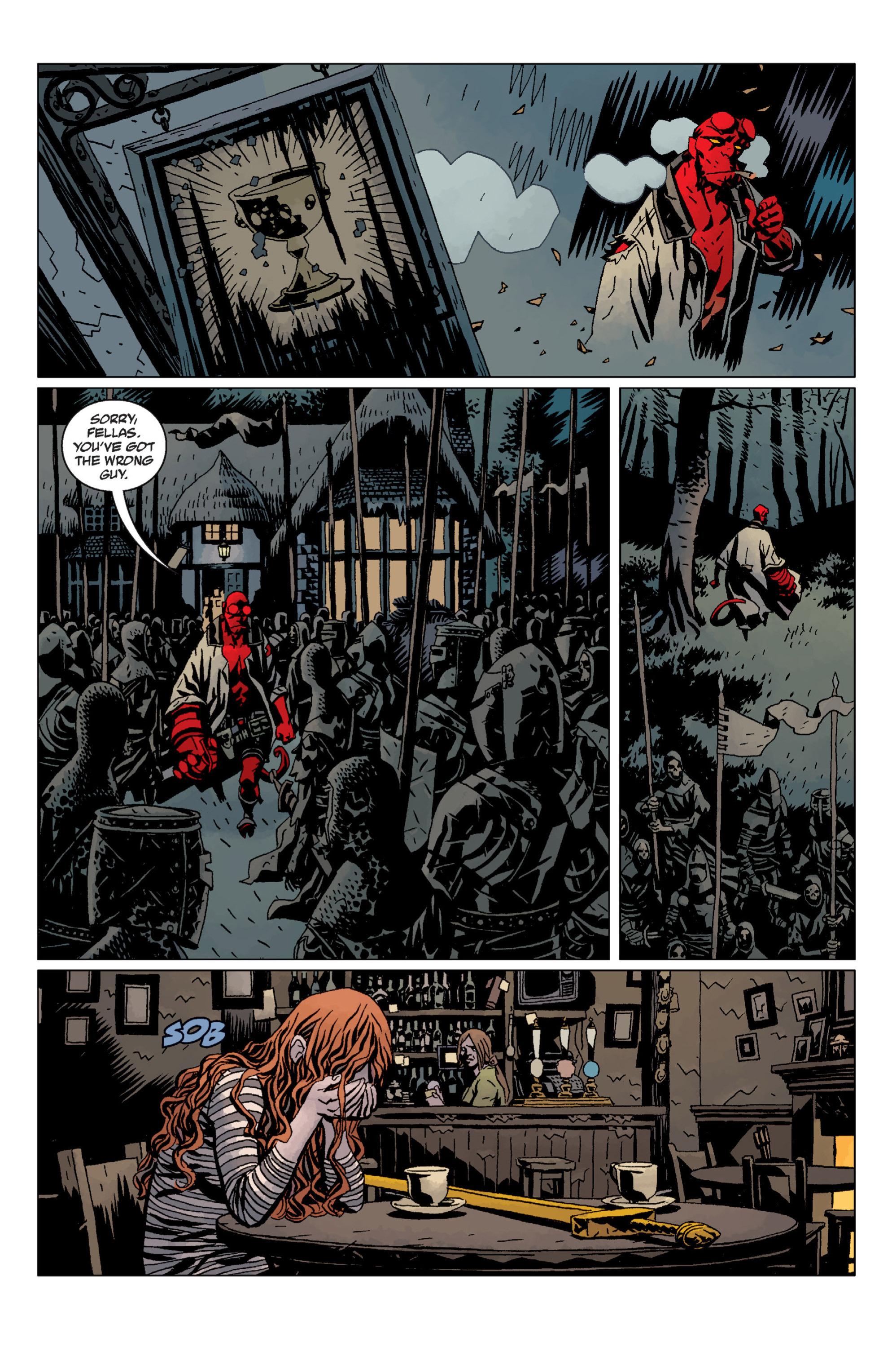 Hellboy chap 12 pic 68
