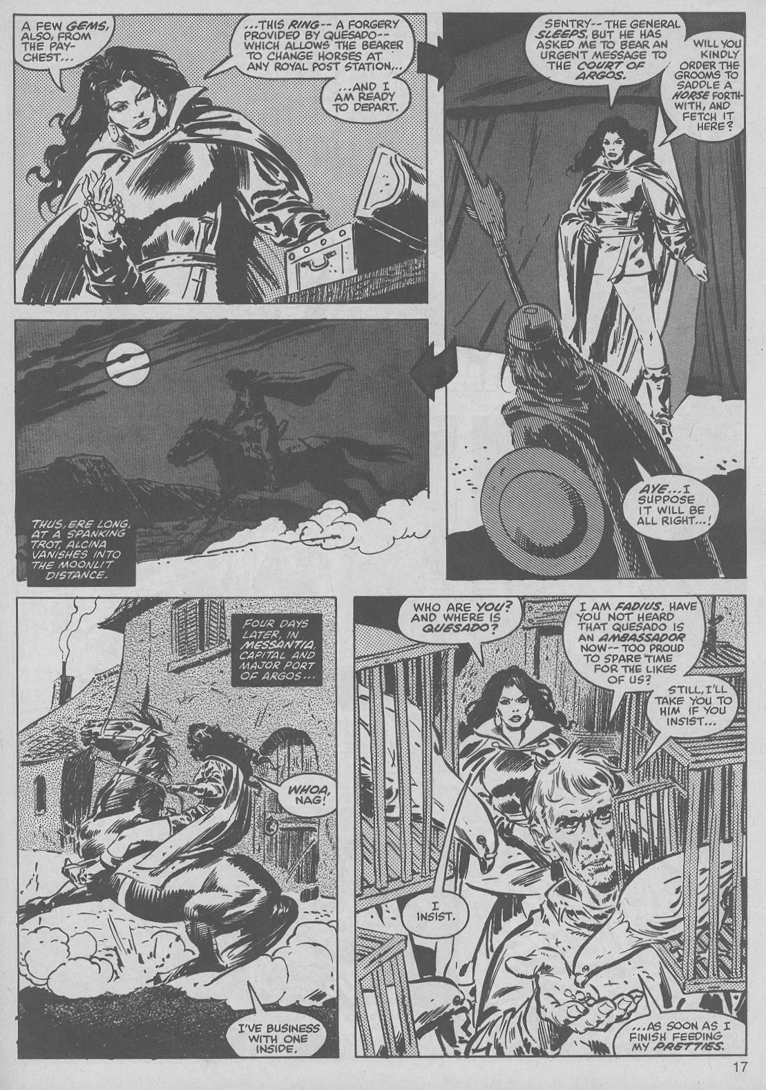 The Savage Sword Of Conan Issue #50 #51 - English 17