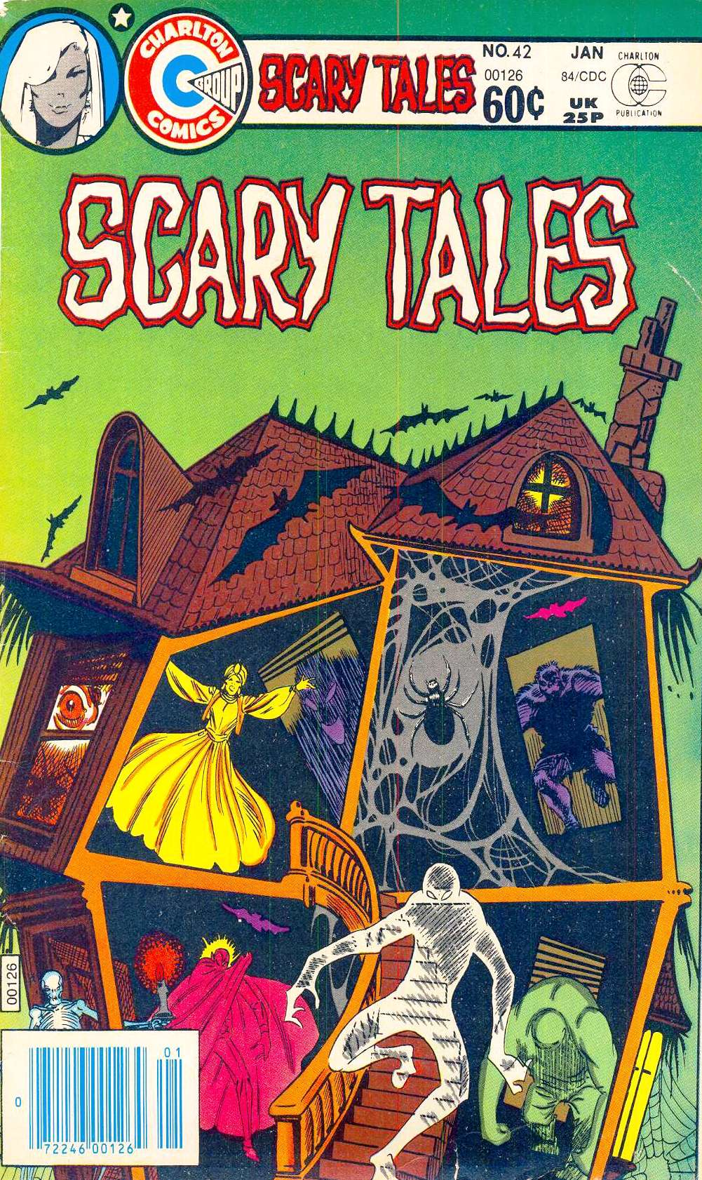 Read online Scary Tales comic -  Issue #42 - 1
